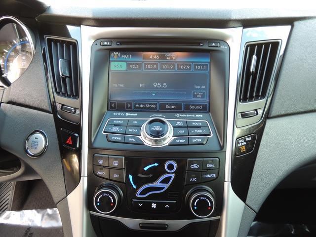 2013 Hyundai Sonata 2.0T Limited w/Navi / Leather / Loaded / 1-OWNER - Photo 19 - Portland, OR 97217