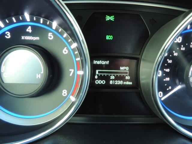 2013 Hyundai Sonata 2.0T Limited w/Navi / Leather / Loaded / 1-OWNER - Photo 40 - Portland, OR 97217