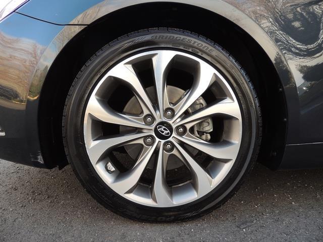 2013 Hyundai Sonata 2.0T Limited w/Navi / Leather / Loaded / 1-OWNER - Photo 23 - Portland, OR 97217