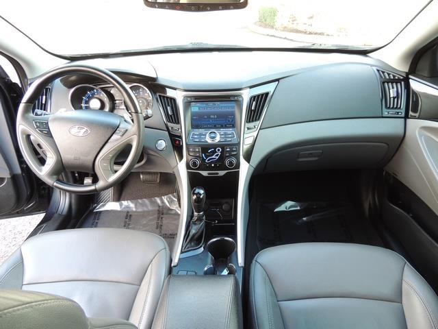 2013 Hyundai Sonata 2.0T Limited w/Navi / Leather / Loaded / 1-OWNER - Photo 37 - Portland, OR 97217