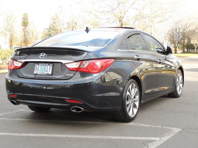 2013 Hyundai Sonata 2.0T Limited w/Navi / Leather / Loaded / 1-OWNER - Photo 8 - Portland, OR 97217
