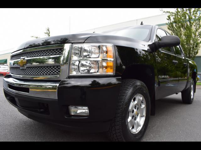 2011 Chevrolet Silverado 1500 LT / Crew Cab / 5.3L 8Cyl / 4X4 / Excel Cond - Photo 51 - Portland, OR 97217
