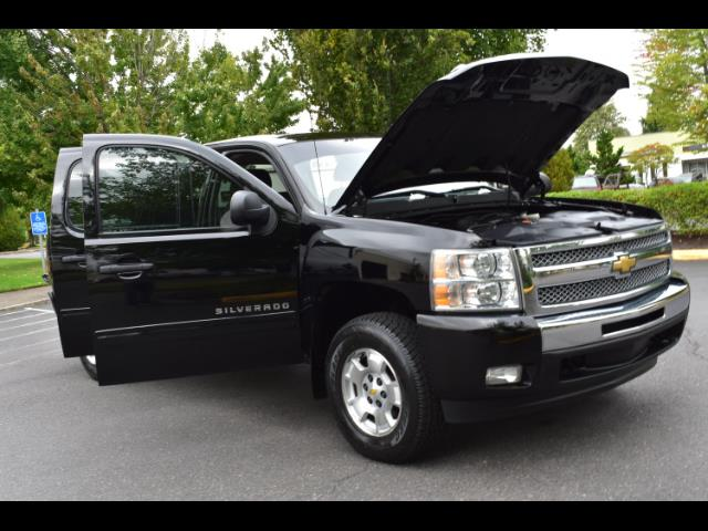 2011 Chevrolet Silverado 1500 LT / Crew Cab / 5.3L 8Cyl / 4X4 / Excel Cond - Photo 30 - Portland, OR 97217