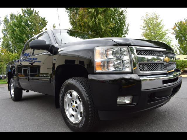 2011 Chevrolet Silverado 1500 LT / Crew Cab / 5.3L 8Cyl / 4X4 / Excel Cond - Photo 52 - Portland, OR 97217