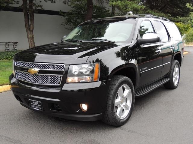 2007 Chevrolet Tahoe LTZ / AWD/ Navigation/DVD/ 1 Owner/ Excel