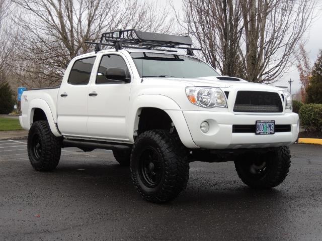 2006 Toyota Tacoma PreRunner V6 4.0L / TRD Sport / New Tires / LIFTED
