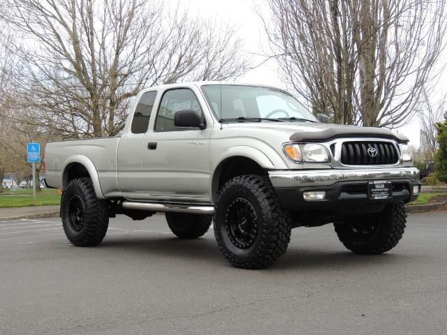 2003 Toyota Tacoma V6 2dr Xtracab / 4X4 / 3.4L / 5-SPEED / LIFTED - Photo 2 - Portland, OR 97217