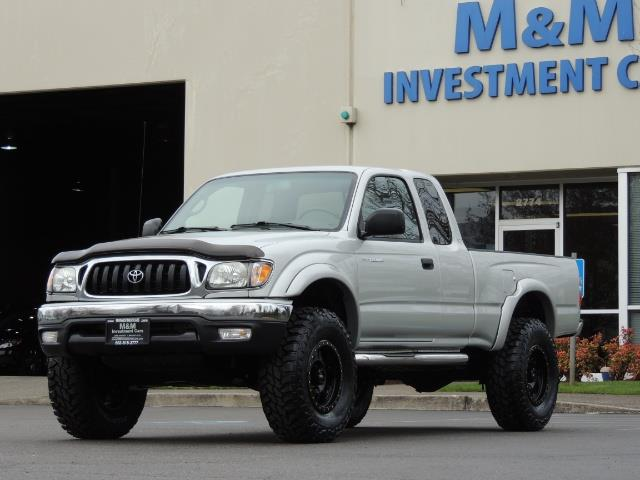 2003 Toyota Tacoma V6 2dr Xtracab / 4X4 / 3.4L / 5-SPEED / LIFTED - Photo 1 - Portland, OR 97217