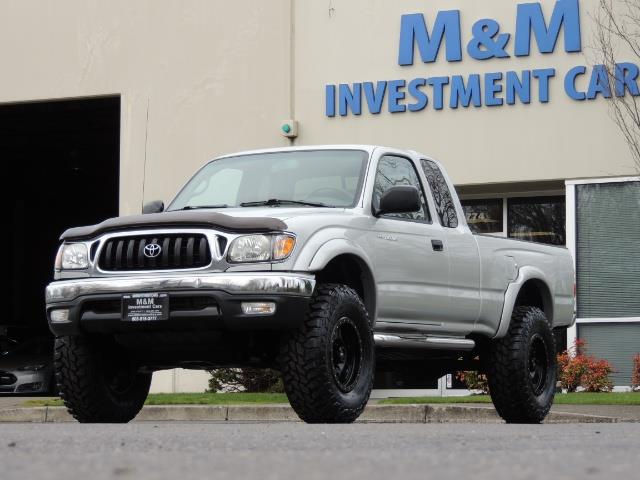 2003 Toyota Tacoma V6 2dr Xtracab / 4X4 / 3.4L / 5-SPEED / LIFTED - Photo 34 - Portland, OR 97217
