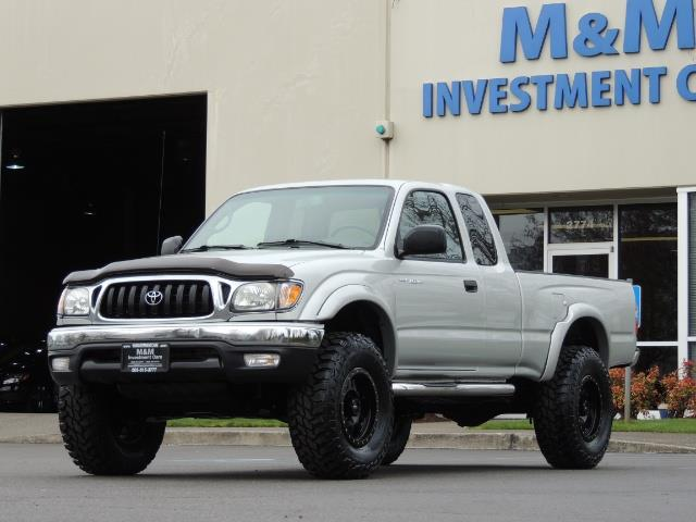 2003 Toyota Tacoma V6 2dr Xtracab / 4X4 / 3.4L / 5-SPEED / LIFTED - Photo 45 - Portland, OR 97217