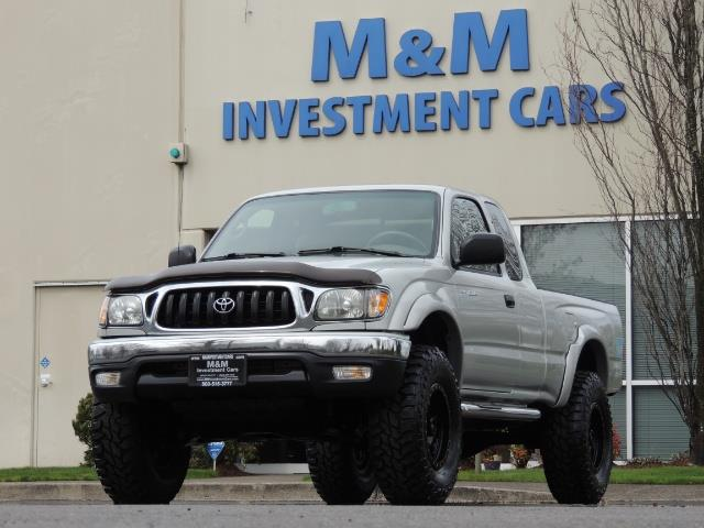 2003 Toyota Tacoma V6 2dr Xtracab / 4X4 / 3.4L / 5-SPEED / LIFTED - Photo 44 - Portland, OR 97217