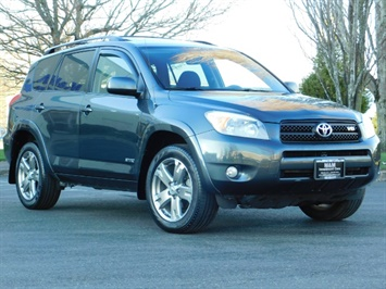2008 Toyota RAV4 Sport / AWD / Sport Utility / Sunroof / 1-OWNER SUV