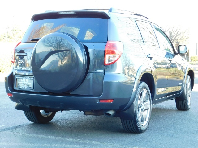 2008 Toyota RAV4 Sport / AWD / Sport Utility / Sunroof / 1-OWNER - Photo 8 - Portland, OR 97217