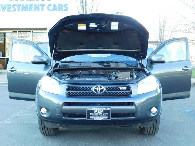 2008 Toyota RAV4 Sport / AWD / Sport Utility / Sunroof / 1-OWNER - Photo 31 - Portland, OR 97217