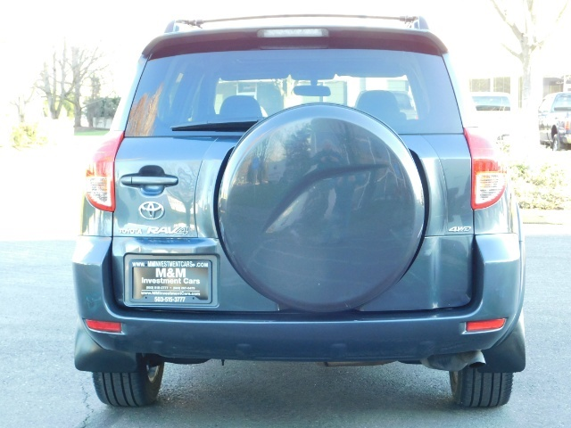 2008 Toyota RAV4 Sport / AWD / Sport Utility / Sunroof / 1-OWNER - Photo 6 - Portland, OR 97217