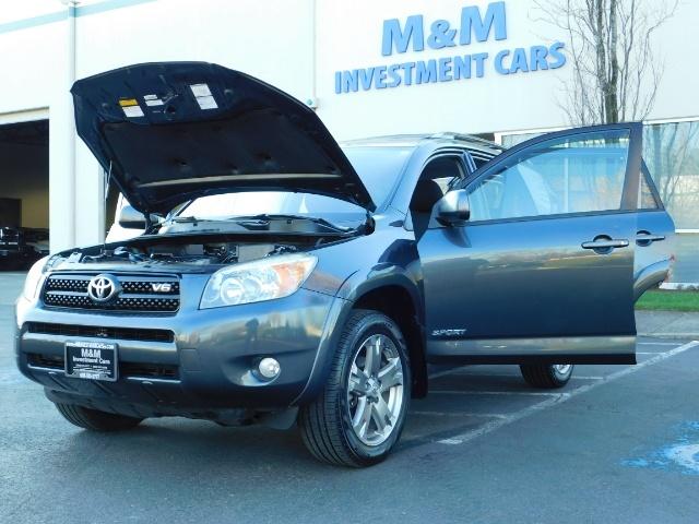 2008 Toyota RAV4 Sport / AWD / Sport Utility / Sunroof / 1-OWNER - Photo 25 - Portland, OR 97217