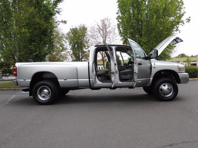 2008 Dodge Ram 3500 SLT 4dr Quad Cab / 4X4 / 6.7L DIESEL / BIGHORN ED - Photo 30 - Portland, OR 97217