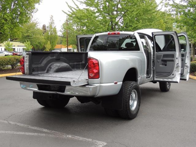 2008 Dodge Ram 3500 SLT 4dr Quad Cab / 4X4 / 6.7L DIESEL / BIGHORN ED - Photo 29 - Portland, OR 97217