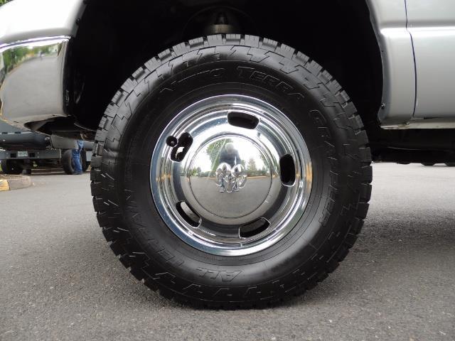 2008 Dodge Ram 3500 SLT 4dr Quad Cab / 4X4 / 6.7L DIESEL / BIGHORN ED - Photo 23 - Portland, OR 97217