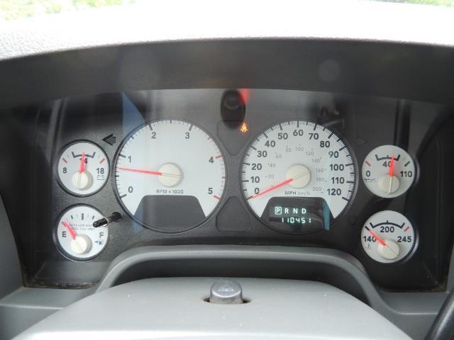 2008 Dodge Ram 3500 SLT 4dr Quad Cab / 4X4 / 6.7L DIESEL / BIGHORN ED - Photo 38 - Portland, OR 97217