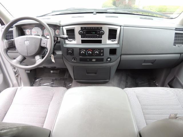 2008 Dodge Ram 3500 SLT 4dr Quad Cab / 4X4 / 6.7L DIESEL / BIGHORN ED - Photo 20 - Portland, OR 97217