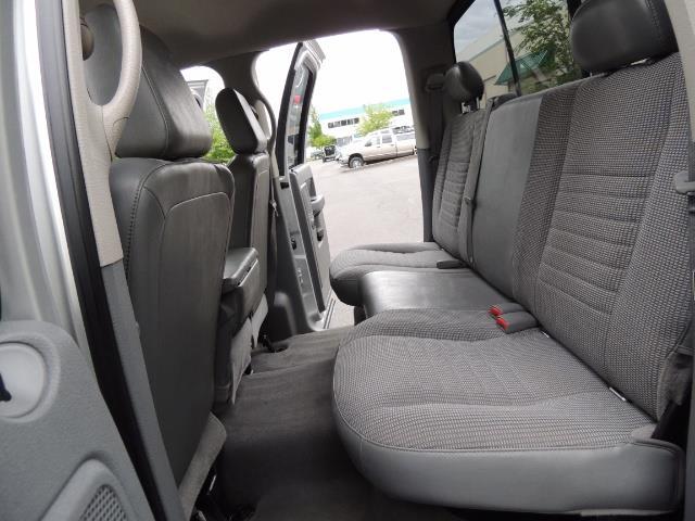 2008 Dodge Ram 3500 SLT 4dr Quad Cab / 4X4 / 6.7L DIESEL / BIGHORN ED - Photo 15 - Portland, OR 97217
