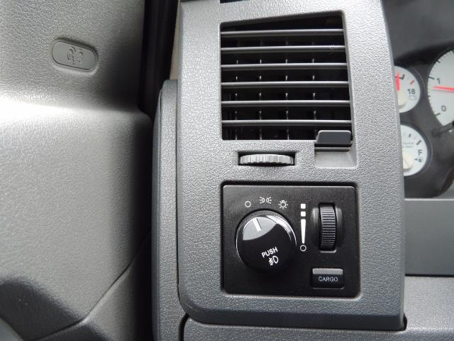 2008 Dodge Ram 3500 SLT 4dr Quad Cab / 4X4 / 6.7L DIESEL / BIGHORN ED - Photo 40 - Portland, OR 97217