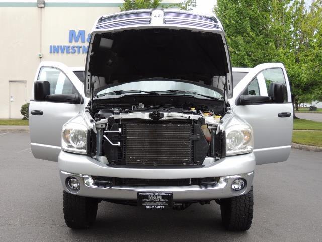 2008 Dodge Ram 3500 SLT 4dr Quad Cab / 4X4 / 6.7L DIESEL / BIGHORN ED - Photo 32 - Portland, OR 97217