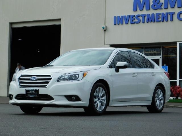 2015 Subaru Legacy 2.5i Premium  / All Wheel Drive / 1-Owner - Photo 1 - Portland, OR 97217