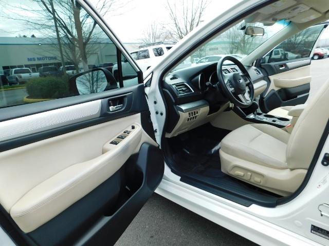 2015 Subaru Legacy 2.5i Premium  / All Wheel Drive / 1-Owner - Photo 13 - Portland, OR 97217
