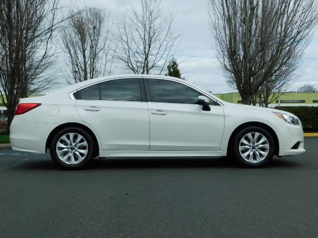 2015 Subaru Legacy 2.5i Premium  / All Wheel Drive / 1-Owner - Photo 4 - Portland, OR 97217
