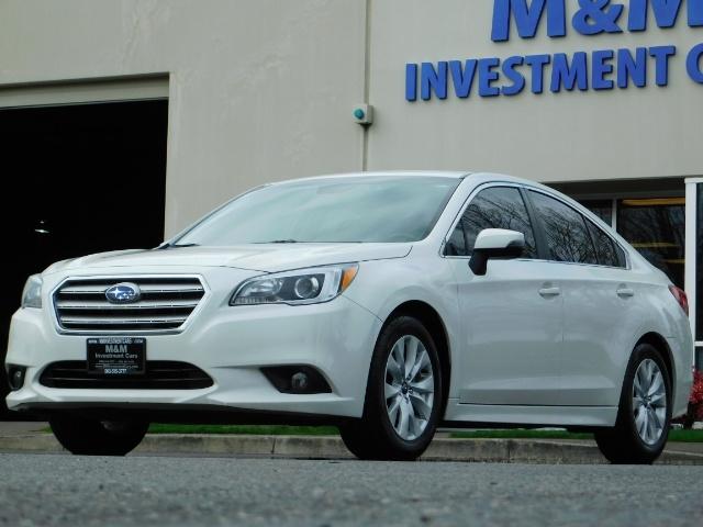 2015 Subaru Legacy 2.5i Premium  / All Wheel Drive / 1-Owner - Photo 42 - Portland, OR 97217