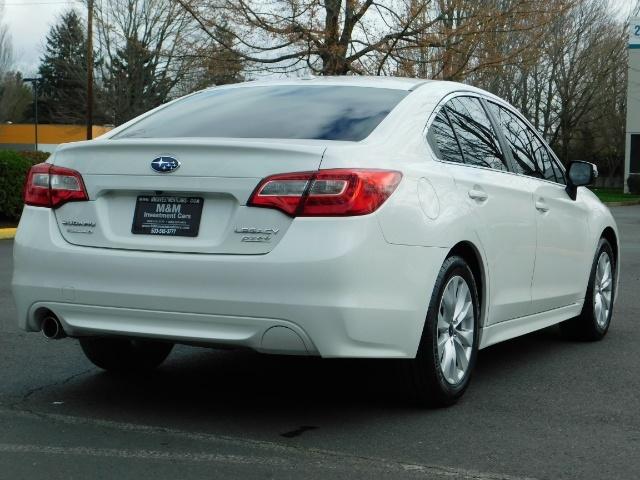 2015 Subaru Legacy 2.5i Premium  / All Wheel Drive / 1-Owner - Photo 8 - Portland, OR 97217