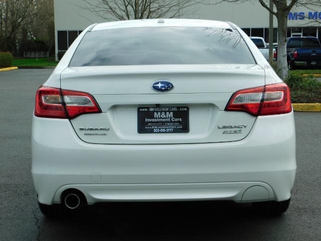 2015 Subaru Legacy 2.5i Premium  / All Wheel Drive / 1-Owner - Photo 6 - Portland, OR 97217