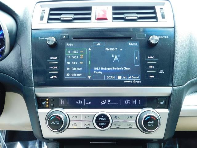 2015 Subaru Legacy 2.5i Premium  / All Wheel Drive / 1-Owner - Photo 35 - Portland, OR 97217