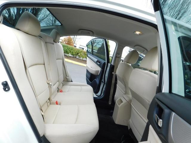 2015 Subaru Legacy 2.5i Premium  / All Wheel Drive / 1-Owner - Photo 16 - Portland, OR 97217