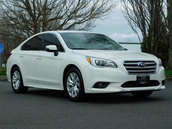 2015 Subaru Legacy 2.5i Premium  / All Wheel Drive / 1-Owner Sedan