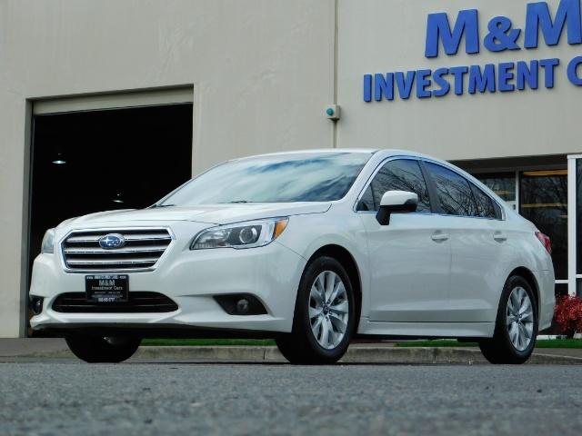 2015 Subaru Legacy 2.5i Premium  / All Wheel Drive / 1-Owner - Photo 41 - Portland, OR 97217