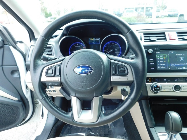 2015 Subaru Legacy 2.5i Premium  / All Wheel Drive / 1-Owner - Photo 37 - Portland, OR 97217