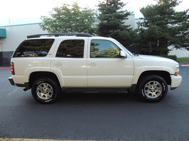 2005 Chevrolet Tahoe Z71 4x4 3rd Seat Leather Moonroof