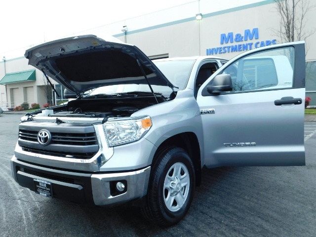 2014 Toyota Tundra SR5 Double Cab 1-OWNER 12,225 Miles Factory Warty - Photo 25 - Portland, OR 97217