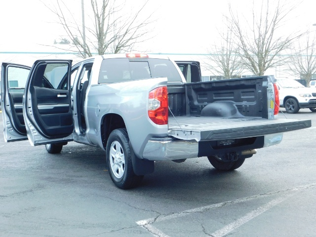 2014 Toyota Tundra SR5 Double Cab 1-OWNER 12,225 Miles Factory Warty - Photo 26 - Portland, OR 97217