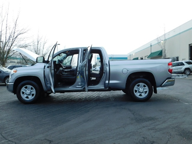 2014 Toyota Tundra SR5 Double Cab 1-OWNER 12,225 Miles Factory Warty - Photo 10 - Portland, OR 97217