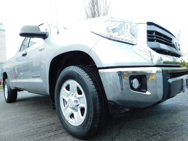 2014 Toyota Tundra SR5 Double Cab 1-OWNER 12,225 Miles Factory Warty - Photo 23 - Portland, OR 97217