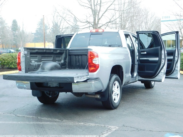 2014 Toyota Tundra SR5 Double Cab 1-OWNER 12,225 Miles Factory Warty - Photo 28 - Portland, OR 97217