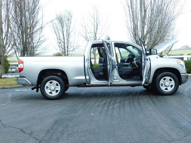 2014 Toyota Tundra SR5 Double Cab 1-OWNER 12,225 Miles Factory Warty - Photo 9 - Portland, OR 97217