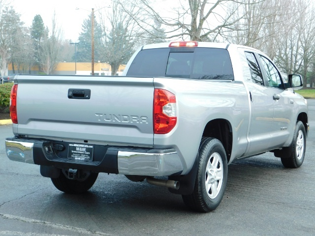 2014 Toyota Tundra SR5 Double Cab 1-OWNER 12,225 Miles Factory Warty - Photo 8 - Portland, OR 97217