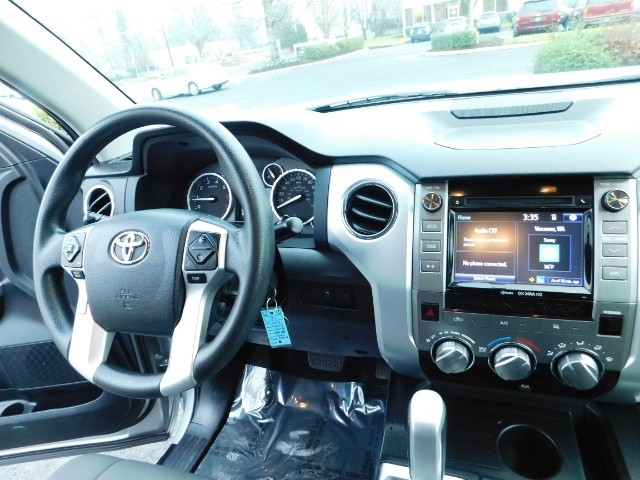2014 Toyota Tundra SR5 Double Cab 1-OWNER 12,225 Miles Factory Warty - Photo 18 - Portland, OR 97217