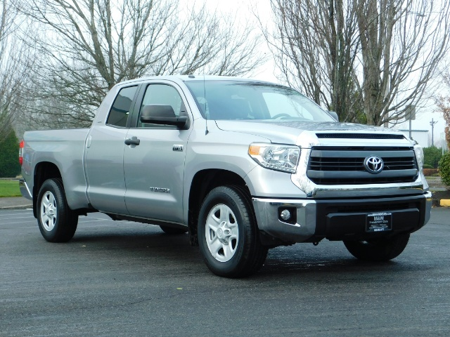 2014 Toyota Tundra SR5 Double Cab 1-OWNER 12,225 Miles Factory Warty - Photo 2 - Portland, OR 97217