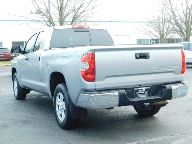2014 Toyota Tundra SR5 Double Cab 1-OWNER 12,225 Miles Factory Warty - Photo 6 - Portland, OR 97217